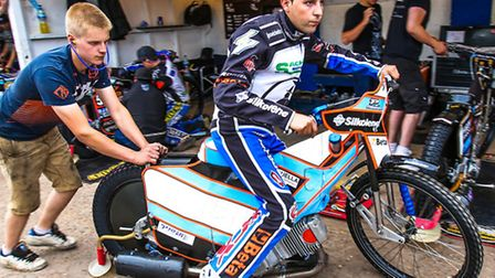 Nico Covatti is the only Witch not heading for a training camp in Lonigo, Italy