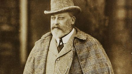 King Edward VII was desperate to find out what was happening to the men from the Sandringham estate