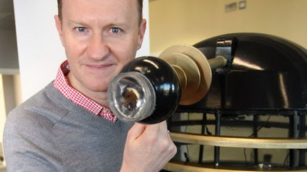 Mark Gatiss will be talking about his career as a writer and actor in film, TV and on stage during a