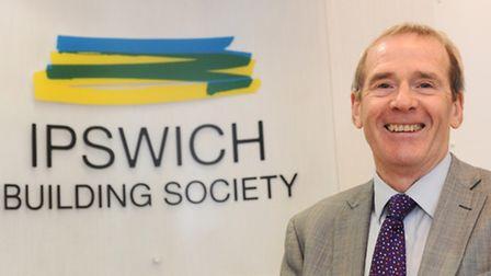 Paul Winter, chief executive of Ipswich Building Society.