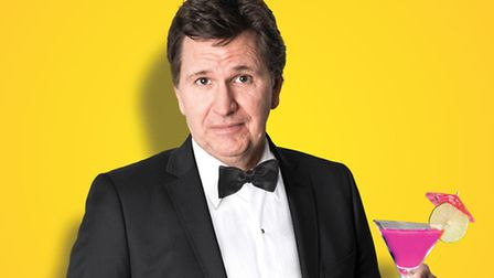 Comedian Stewart Francis, at The Apex, Bury St Edmunds, February 24