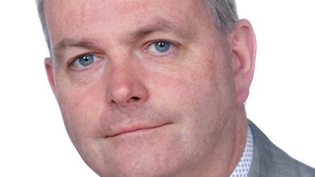 Martyn Oakley, Anglian Water�s Director of Customer and Information Services
