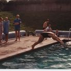 The Beyton Swimming Gala in 1988 at the Beyton outdoor pool which is under threat of closure