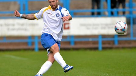 Jack Ainsley has signed for Leiston from Lowestoft Town