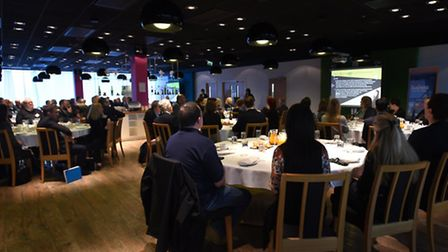 A new five year strategic plan has been unveiled by Suffolk New College at a special breakfast launc