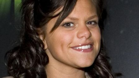 Jade Goody, who died of cervical cancer. Photo: Anthony Devlin/PA Wire