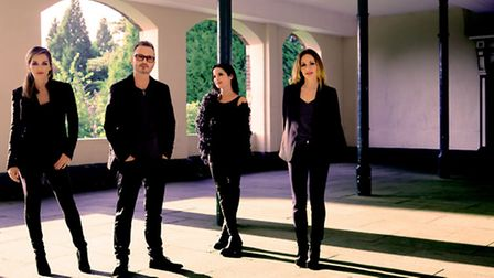 The Corrs will play at Newmarket this summer