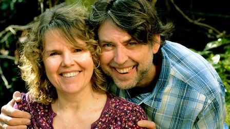 New challenge: Alan and Jane Hutt, who left life in Rendlesham to create a home for young mothers in