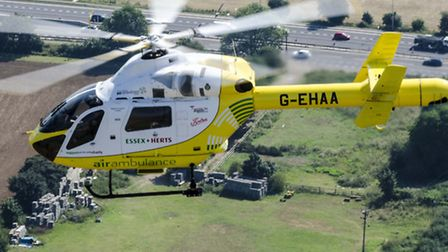 The Essex and Herts Air Ambulance