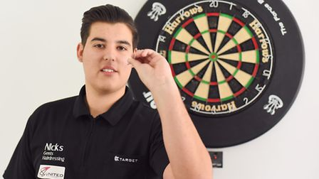 Ryan Meikle, 19, has just qualified for the PDC Darts tour and could be facing the elite players in