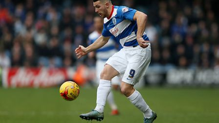 Queens Park Rangers' Conor Washington during the Sky Bet Championship match at Loftus Road, London.