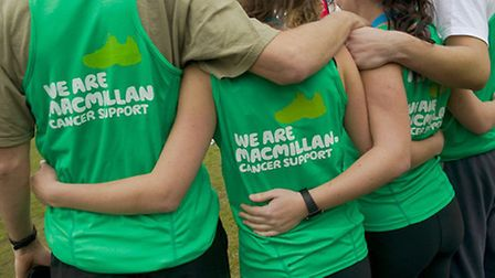 Macmillan has been adopted by builders' merchant chain Ridgeons as its chosen charity until the end