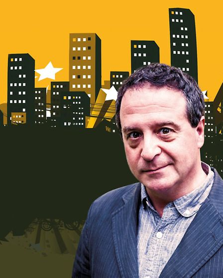 Comedian, activist and journalist Mark Thomas comes to Bury St Edmunds with latest show Trespass thi