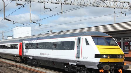 Rail delays are affecting Abellio Greater Anglia trains