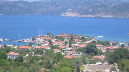 Selimiye - the 'stunningly beautiful village' in Turkey that Jo has made her home