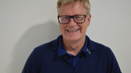 David Anstee, from Banham, diagnosed with incurable myeloma, is among the volunteers on a clinical t