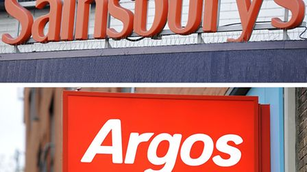 Sainisbury's has tabled an improved �1.3bn offer for Argos owner Home Retail Group.