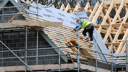 The Construction Industry Training Board says the industry is set to create nearly 14,000 jobs in th