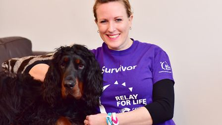 Nichola Whymark, breast cancer survivor, has been speaking about her experience ahead of World Cance