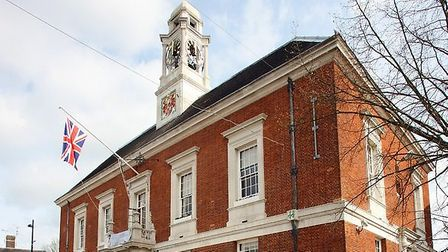 Can you identify the town halls in our quiz?
