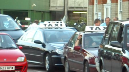Advice offered to taxi drivers