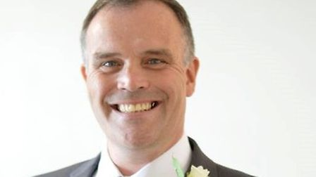 Paul Stevens, 49, from Elmstead Market, who died in A133 crash at Weeley on February 20 2016.
