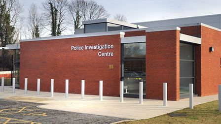 The suspect was taken to Bury Police Investigation Centre.