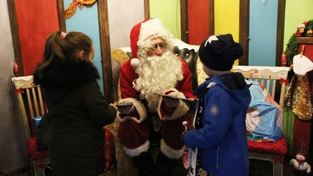 xxx_Diss Chistmas Light Switch on_Nov 2019. Picture: Lucy Kayne