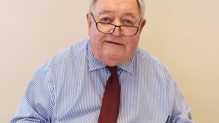 Richard Barker, solicitor and Common Agricultural Policy (CAP) expert