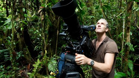 Hes become a household name on the BBC having shot and presented a long list of popular nature prog