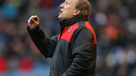 Rotherham's manager Neil Warnock.