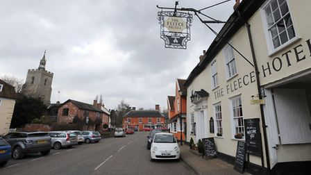 Boxford has been named 10th in the best villages in the south of Britain by the Times newspaper.