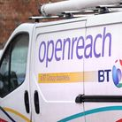 BT had been ordered by regulator Ofcom to open up its Openreach network to competitors.