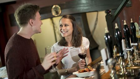 The 'Dry January' health kick campaign had less of an impact on the hospitality sector this year, ac
