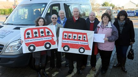 Shadow minister for transport Daniel Zeichner joined Labour Party members opposed to cuts to Communi