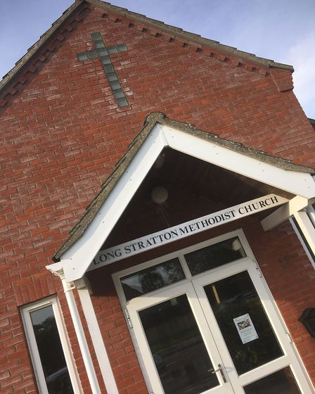 The future of Long Stratton Methodist Church is uncertain after the town council had to pull out of