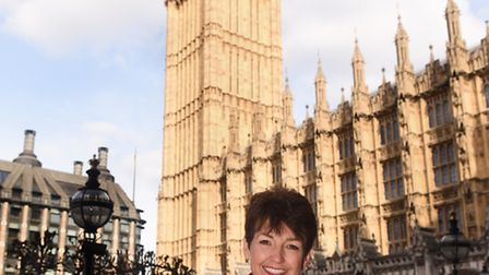 James Marston meets Jo Churchill MP for Bury St Edmunds in Westminster.