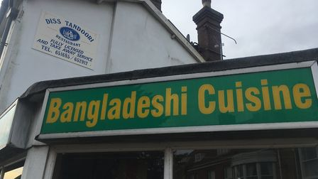 Diss Tandoori on Shelfanger Road was forced to close in 2018 following a cockroach infestation. Pict