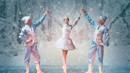 Russian State Ballet's production of The Snow Maiden