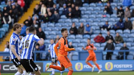 Andre Dozzell scores on his debut at Sheffield Wednesday on Saturday