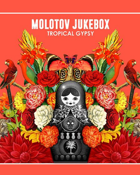 Molotov Jukebox's new album Tropical Gypsy is out now
