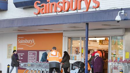 Supermarket giant Sainsburys is planning to abolish the position of store trainer and to replace it