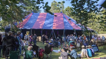 Red Rooster Festival (Ed Haynes) | Music festivals in Suffolk that you should know about