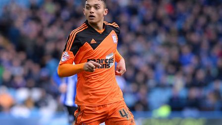 Andre Dozzell on his debut at Sheffield Wednesday on Saturday