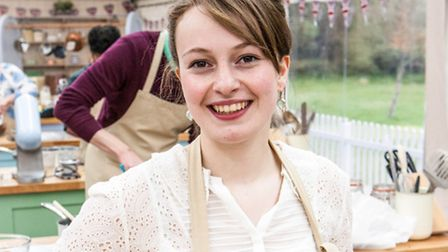 Great British Bake Off semi-finalist Flora Shedden is heading to Jimmy's Farm this summer