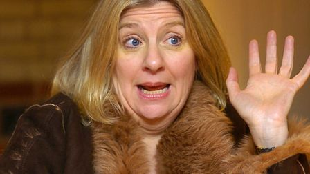 Victoria Wood was a lively and engaging interviewee. She was also very honest about herself.