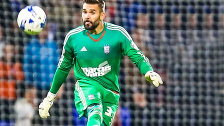 Ipswich Town player of the year award