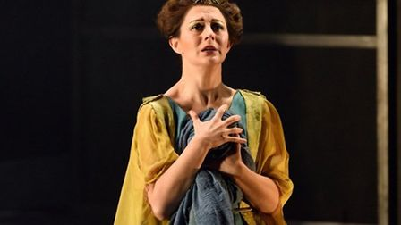 Don Giovanni staged by English Touring Opera at Snape Maltings