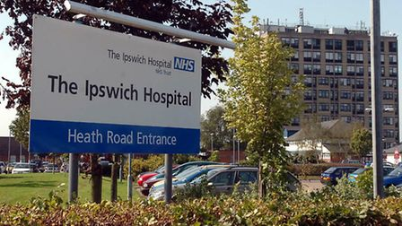Ipswich Hospital will benefit from the �1.5m legacy