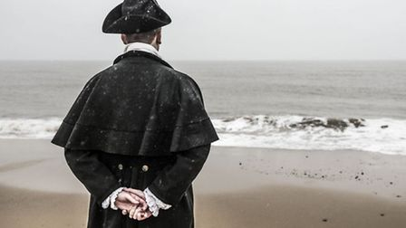 Forgotten is a new play focussing on the life of Aldeburgh poet George Crabbe and is touring across